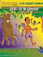 Jeki la Njambe, Devinettes de RDC