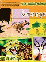 La mort et hyène, Panthère et antilope