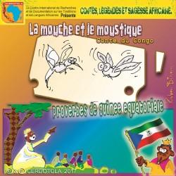 La mouche et le moustique, Proverbes de Guinée Equatoriale
