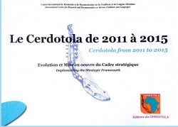 Le Cerdotola de 2011 à 2015
