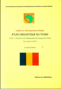 Atlas linguistique du TCHAD Tome 2