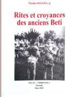 Rites et croyances des anciens Beti