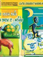 Un voleur malin, La tortue et l'antilope