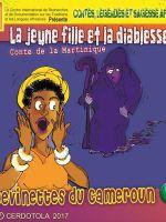 La jeune fille et la diablesse, Devinettes du Cameroun