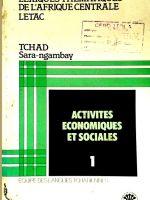 Lexiques thématiques de l'Afrique Centrale LETAC - Tchad